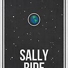SALLY RIDE- Women in Science by Hydrogene