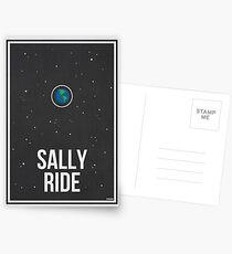 Sally Ride - Frauen in der Wissenschaft Postkarten