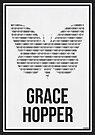 «GRACE HOPPER - Mujeres en la ciencia» de Hydrogene