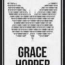 GRACE HOPPER - Women in Science by Hydrogene