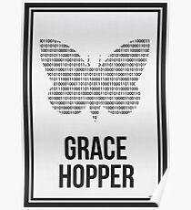 GRACE HOPPER - Women in Science Poster
