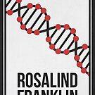 ROSALIND FRANKLIN - Women in Science by Hydrogene