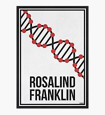 ROSALIND FRANKLIN - Women in Science Photographic Print