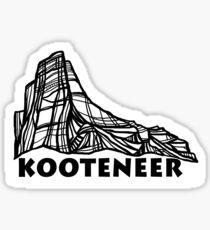 Kooteneer Sticker