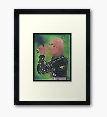 Cabbage Patch's Not Dead Framed Print
