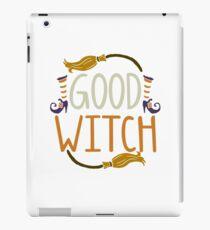 Gutes Hexe-Halloween-T-Shirt iPad-Hülle & Klebefolie