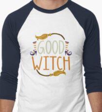 Gutes Hexe-Halloween-T-Shirt Baseballshirt für Männer