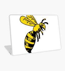 Yellowjacket Wasp Drawing Laptop Skin
