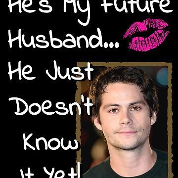 Dylan O'Brien by Sticker4You