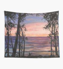 Nehan Sunset Wall Tapestry