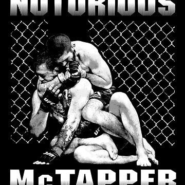Khabib Nurmagomedov Fan Notorious McTapper by bigtimmystyle