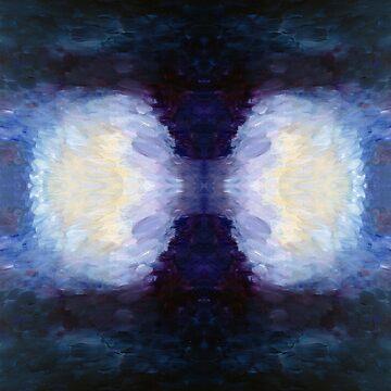 Abstract I by Manitarka