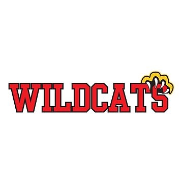 East High School Wildcats Claw Logo 2 by hanelyn