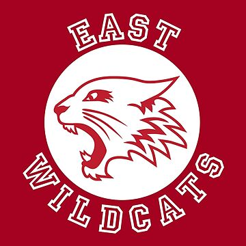 East High School Wildcats  by hanelyn