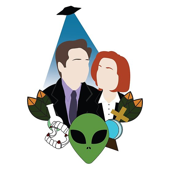 The X-Files by DreamOnGraphics