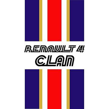 R4 clan by purpletwinturbo
