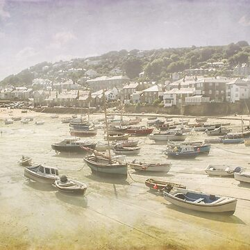 Mousehole summer by Lissywitch