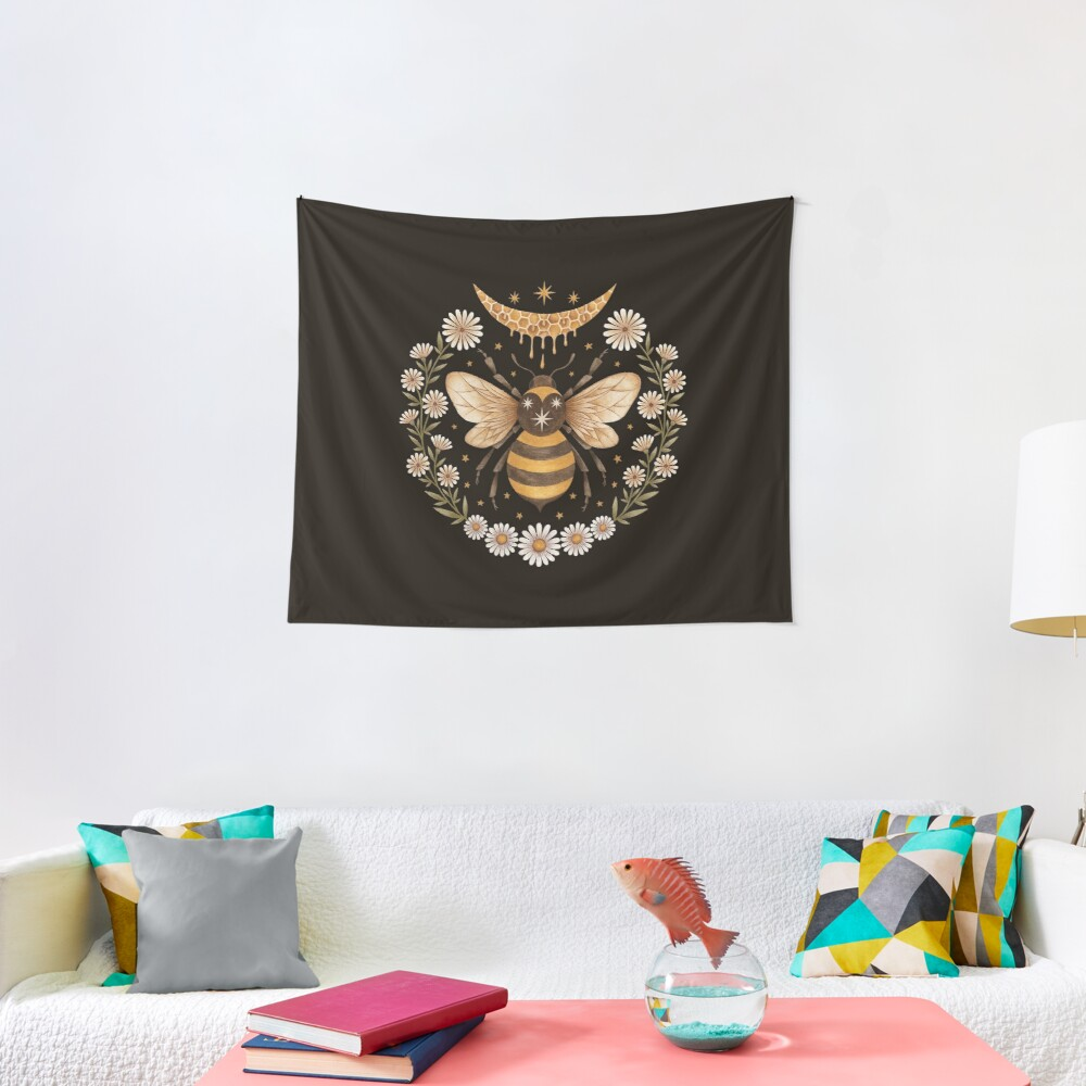 Honey moon Tapestry