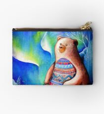Spirit Bear Studio Pouch