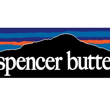 Spencer Butte by BeastieAndFlash