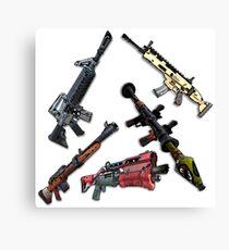 Lienzo FNBR Guns