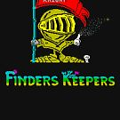 Gaming [ZX Spectrum] - Finders Keepers by ccorkin