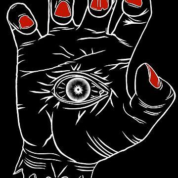 Black Hand by simokava