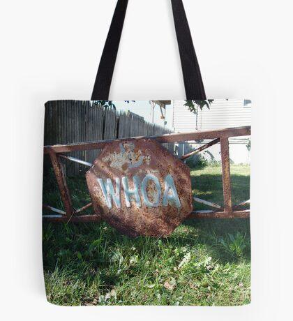 WHOA! Tote Bag