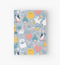 My Baby's Calendar 2019 // baby girl or boy Hardcover Journal