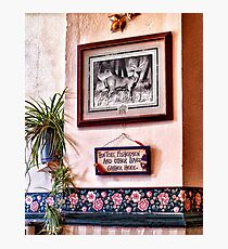 Down Home Photographic Print