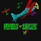 Gaming [ZX Spectrum] - Flying Shark (v2) by ccorkin