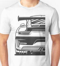 GT3 RS 991.2 Fragment Rear Unisex T-Shirt