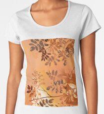 Interleaf 6 Premium Rundhals-Shirt