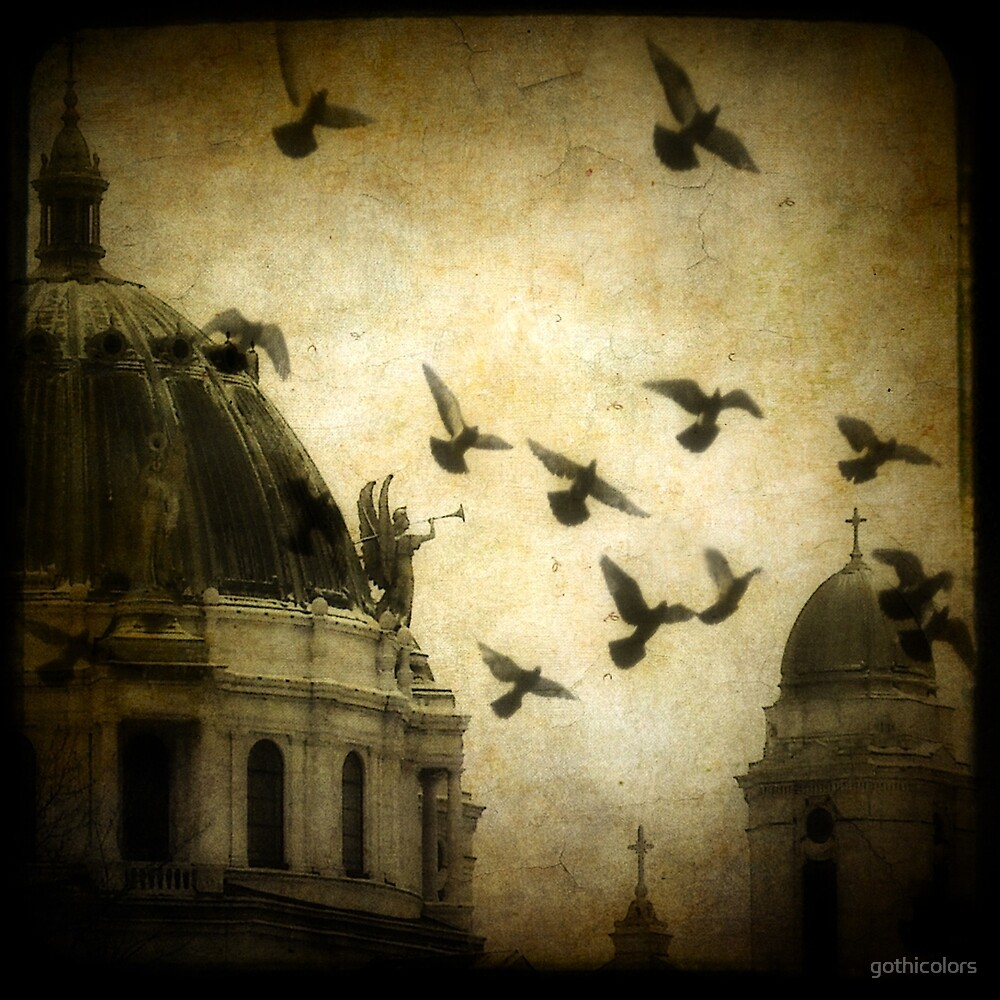 Angel's Melody by gothicolors