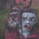 Dracula and Cat by mantrapop