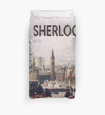 Sherlock & London Duvet Cover