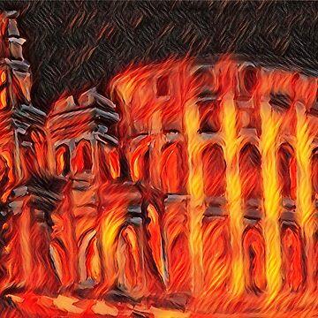 Nero's Rome by Johnhalifax