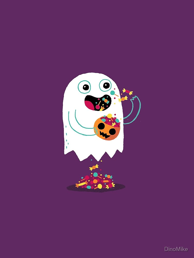 Ghost Candy by DinoMike