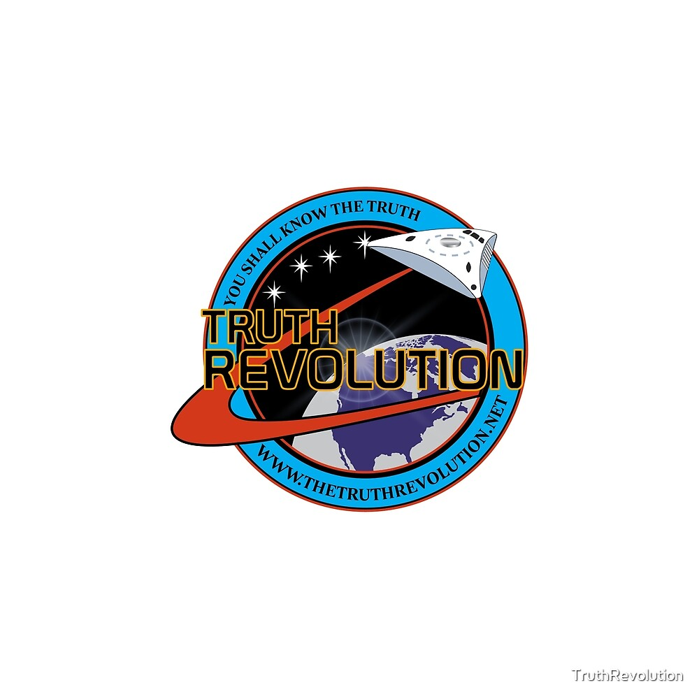 Truth Revolution Space Mission Logo 1 by TruthRevolution