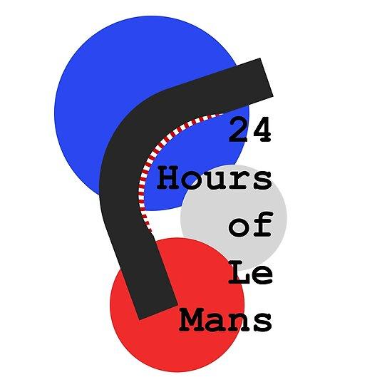 24 Stunden von Le Mans Design von GetItGiftIt