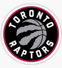 Toronto Raptors Sticker