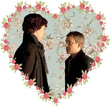 Johnlock- Heart (One) by thescudders
