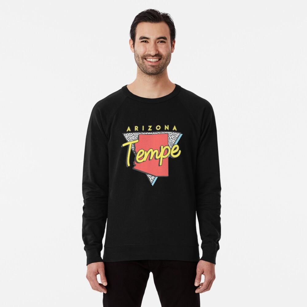 Tempe Arizona Souvenirs AZ Retro Lightweight Sweatshirt