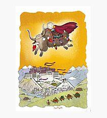 My Tibet Dream Photographic Print