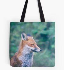 Portrait of a Fox - Cat Burton Photography Tote Bag