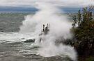Lake Superior  by Michael Treloar