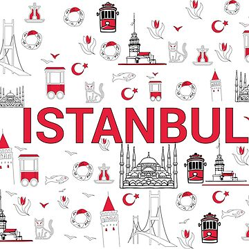Istanbul  by TulipaGraphics