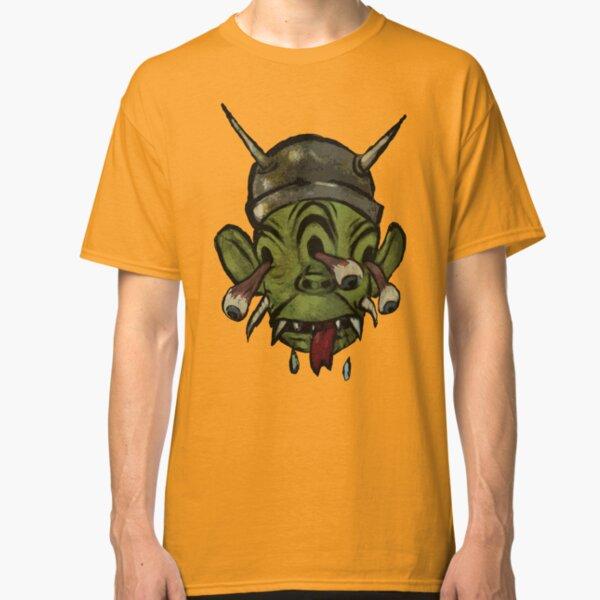 Three Eyed Martian Classic T-Shirt