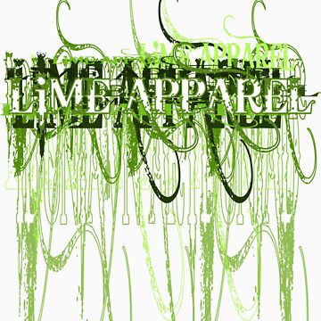 LIME Layers - Green by LimeApparel