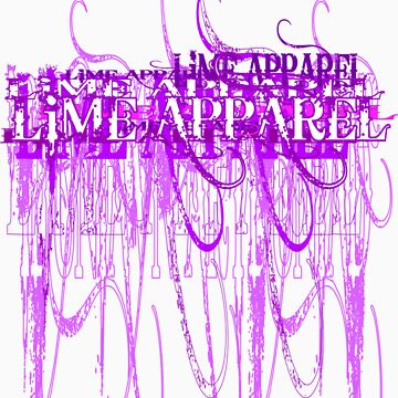 LIME Layers - Purple by LimeApparel